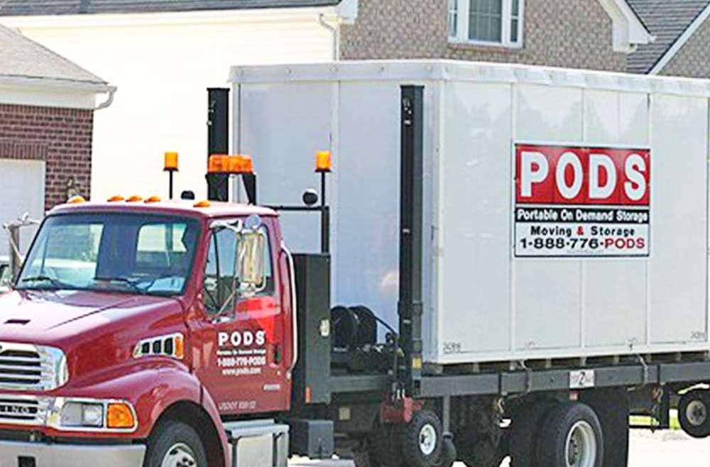 Rental Truck/POD